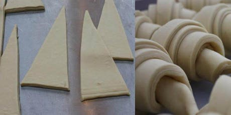 Artisan Patisserie - laminated and enriched dough tickets