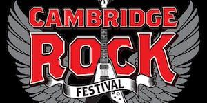 Cambridge Rock Festival 2018