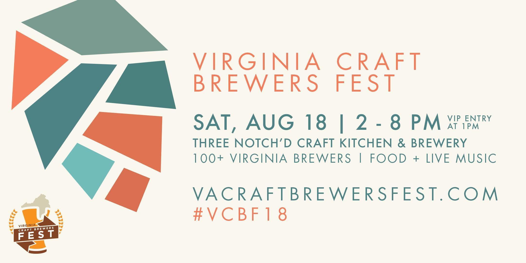 2018 Virginia Craft Brewers Fest