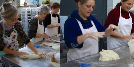 Artisan Basics - bread making course tickets