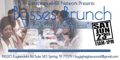 EntrepreneuHER Network Bosses Brunch & Networking Event | NW Houston