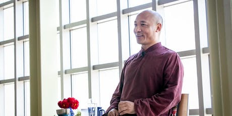 2019 Meditation Retreat with Anam Thubten tickets