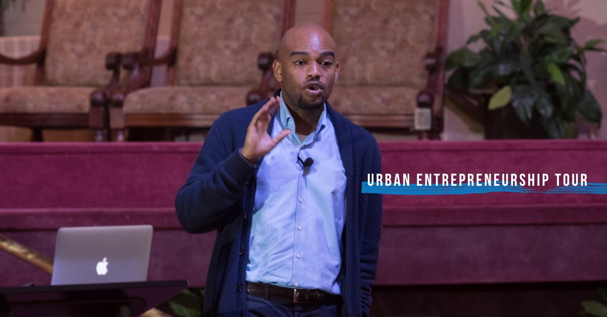 The Urban Entrepreneurship Tour (Chicago)