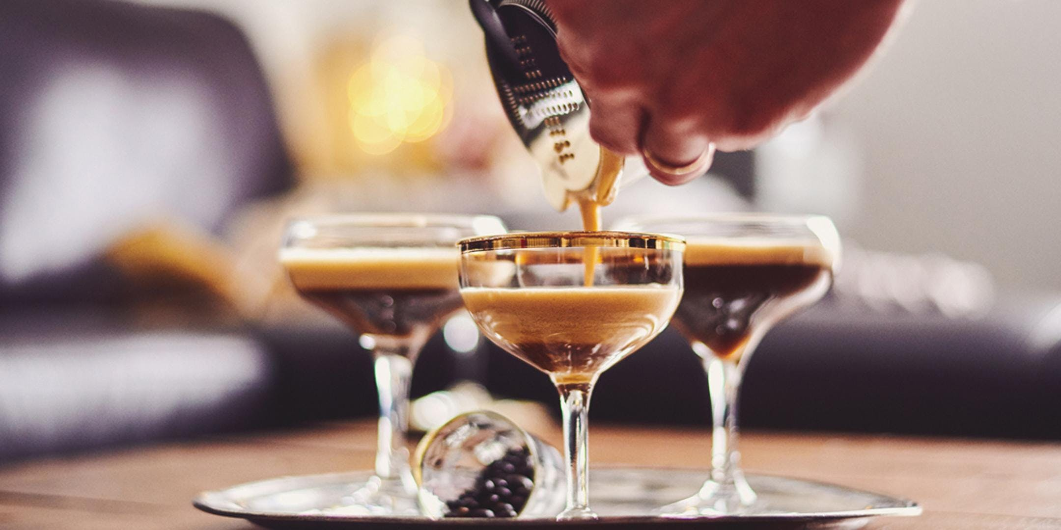 Espresso Martini Workshop with 18 Grams