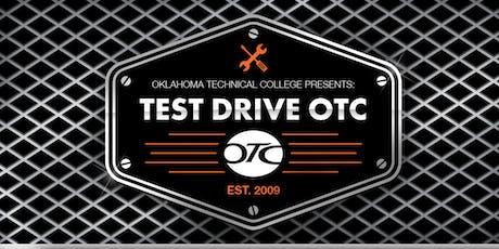 Test Drive OTC tickets
