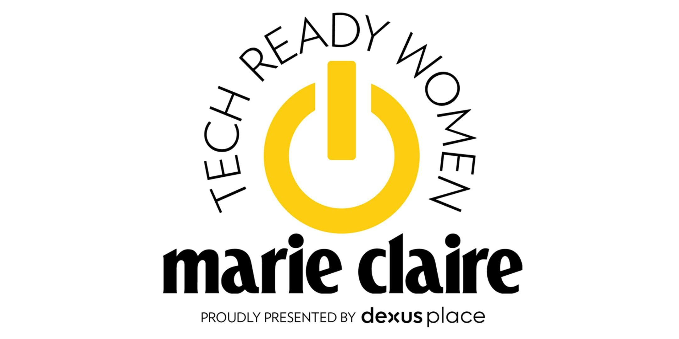 marie claire and Tech Ready Women masterclass