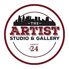 Artist Studio and Gallery at Annex 24 Gallery logo