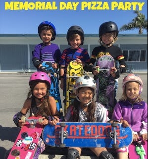 Memorial Day 2018 Pizza Party