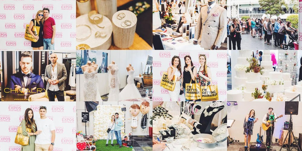 Melbourne's Annual Wedding Expo @ Melbourne Showgrounds