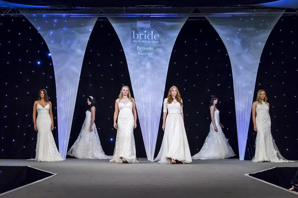 Bride: The Wedding Show at Westpoint Exeter (