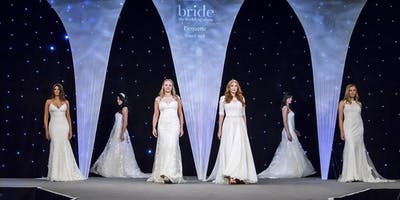 Bride: The Wedding Show at Westpoint Exeter (spring 2019)