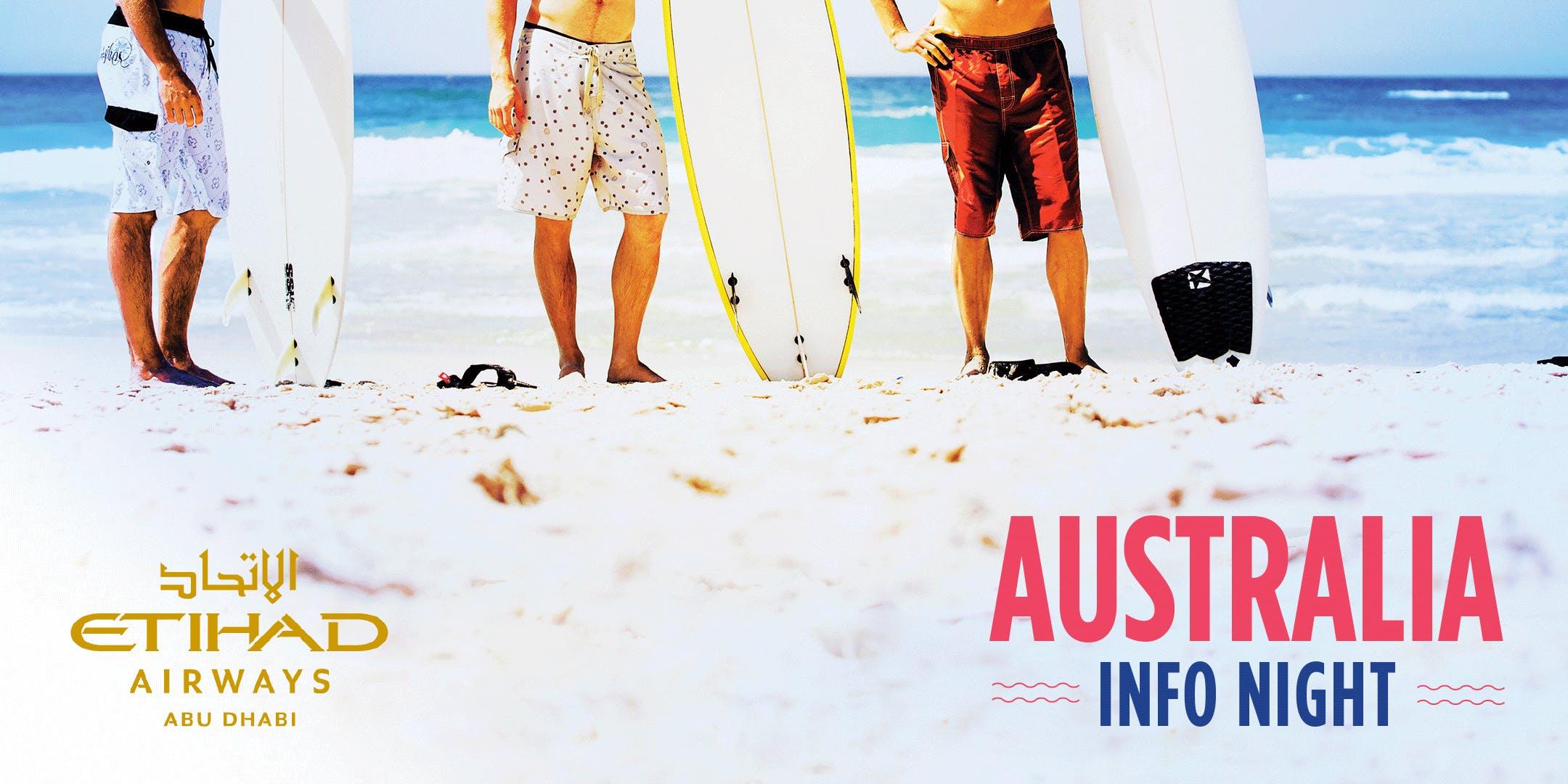 Australia Working Holiday Visa Info Night with USIT, Limerick 22nd May