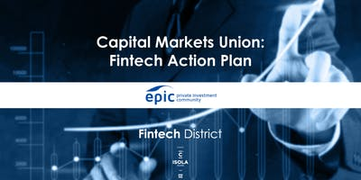 Capital Markets Union: Fintech Action Plan