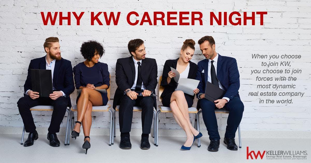 Why KW Career Night