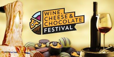 Wine Cheese & Chocolate Festival Cheltenham