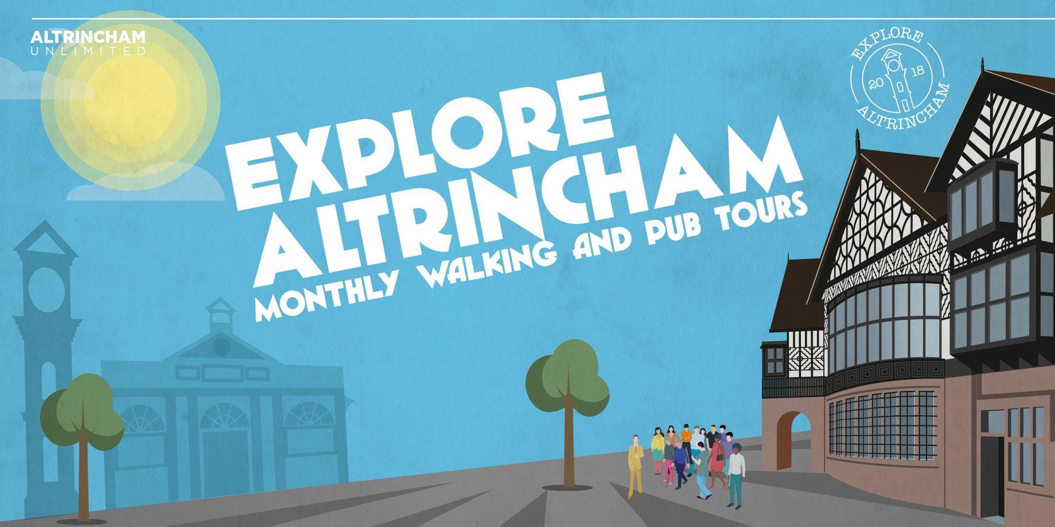 'Explore Altrincham' Pub Tour