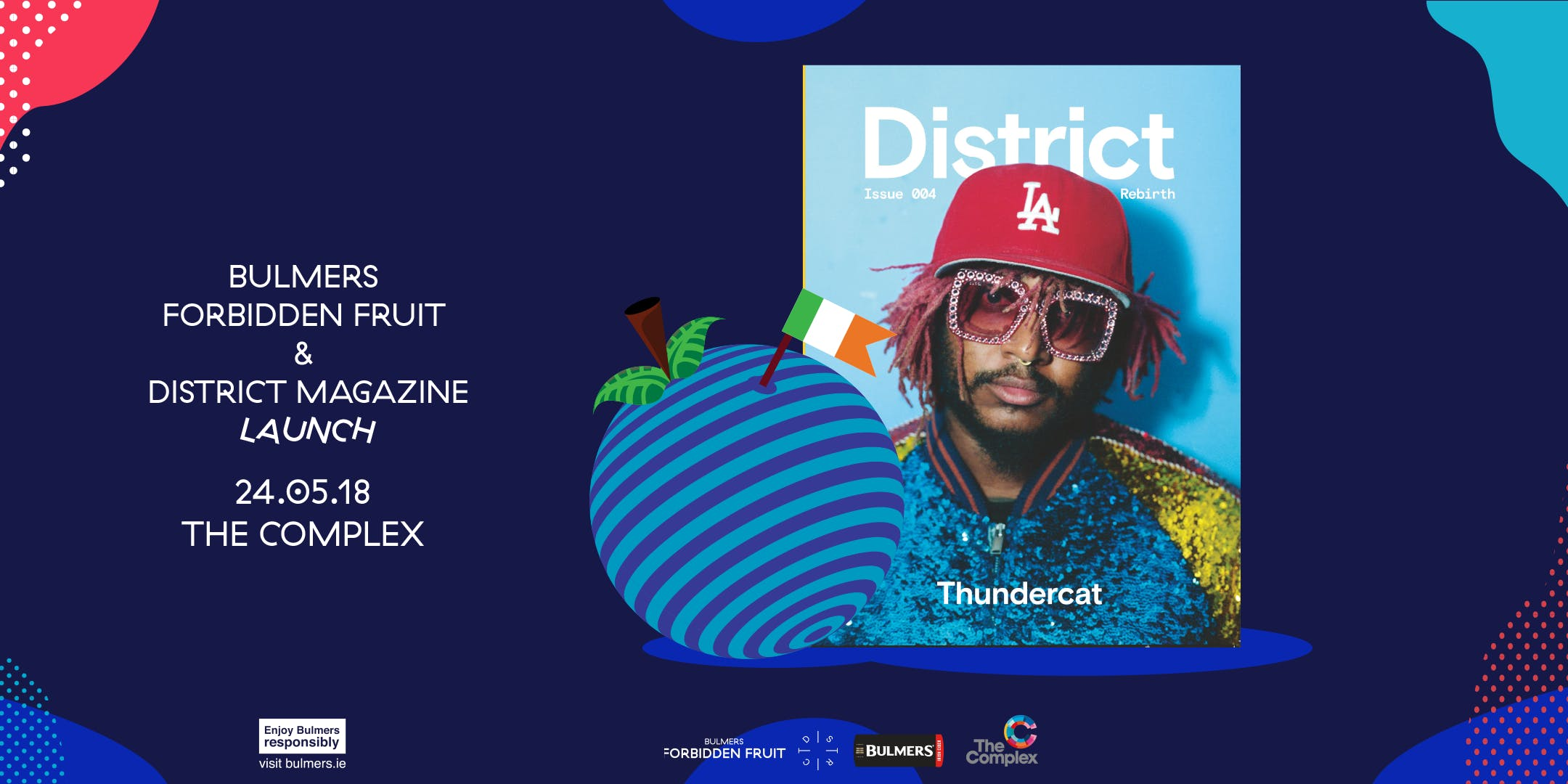Bulmers Forbidden Fruit & District Magazine Issue 004 Launch