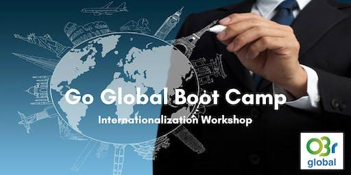 Go Global Boot Camp - Florianópolis / Santa Catarina