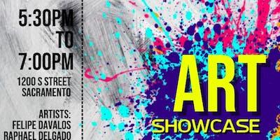 ART Showcase & Mixer