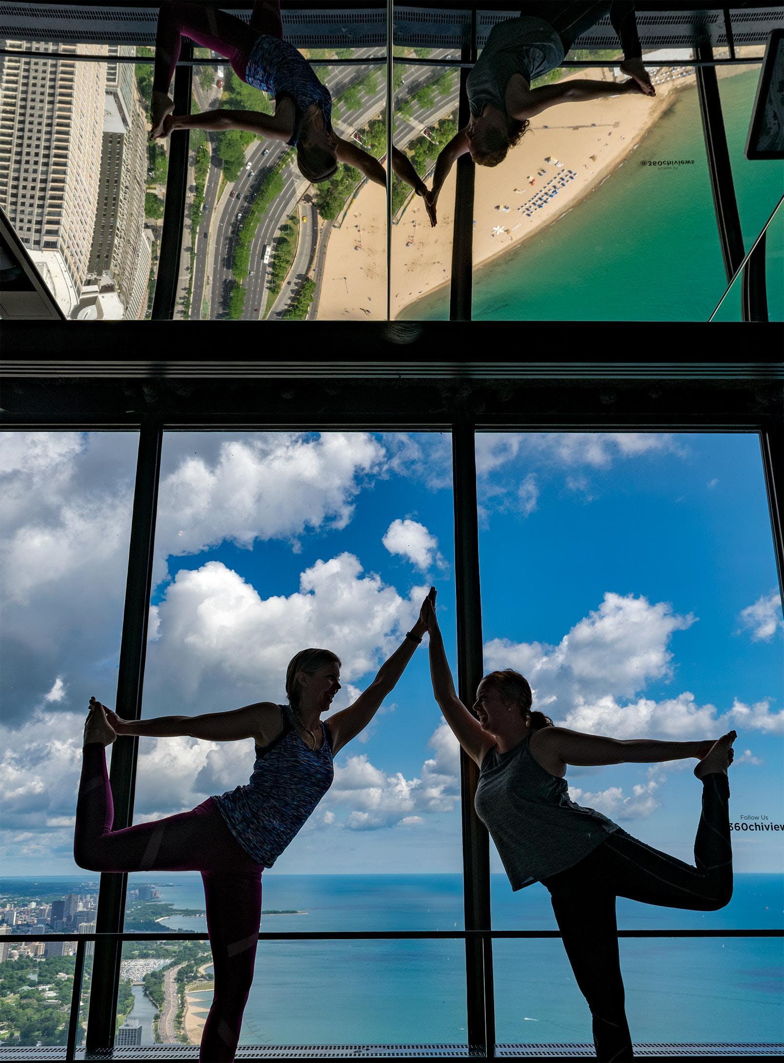 360 Sky Yoga: Family Edition