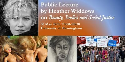 "Public lecture on ""Beauty, Bodies and Social Justice"" by Heather Widdows"