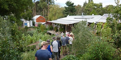 Permaculture house + garden tour  tickets