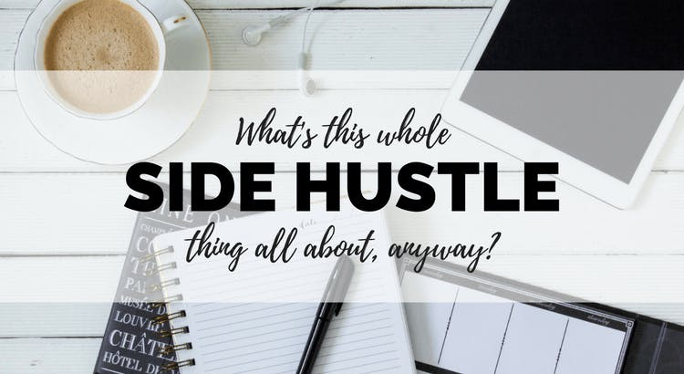 Side Hustle - The path to passive income (LIVE ZOOM)