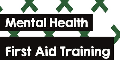 Student training: Mental Health First Aid (Mt Helen) 26th and 27th November 2018