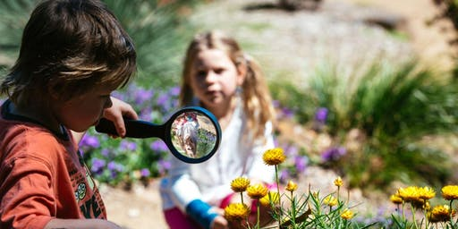 NaturallyGC- Little Nature Lovers (preschool age)
