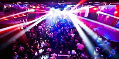 CLUB EXCHANGE PARTY PACK w/ OPEN BAR AND PARTY BUS
