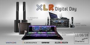 XLR Digital Day - Session matin (BE-FR)