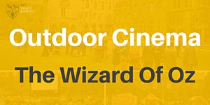 Outdoor Cinema at CLC - The Wizard Of Oz