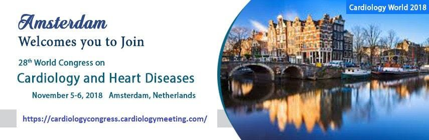 World Congress on Cardiology and Heart Diseas