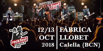 Calella Rockfest 2018