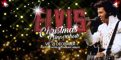 Elvis Christmas Dinnershow - Heiloo (Noord-Holland) 21-12-2018