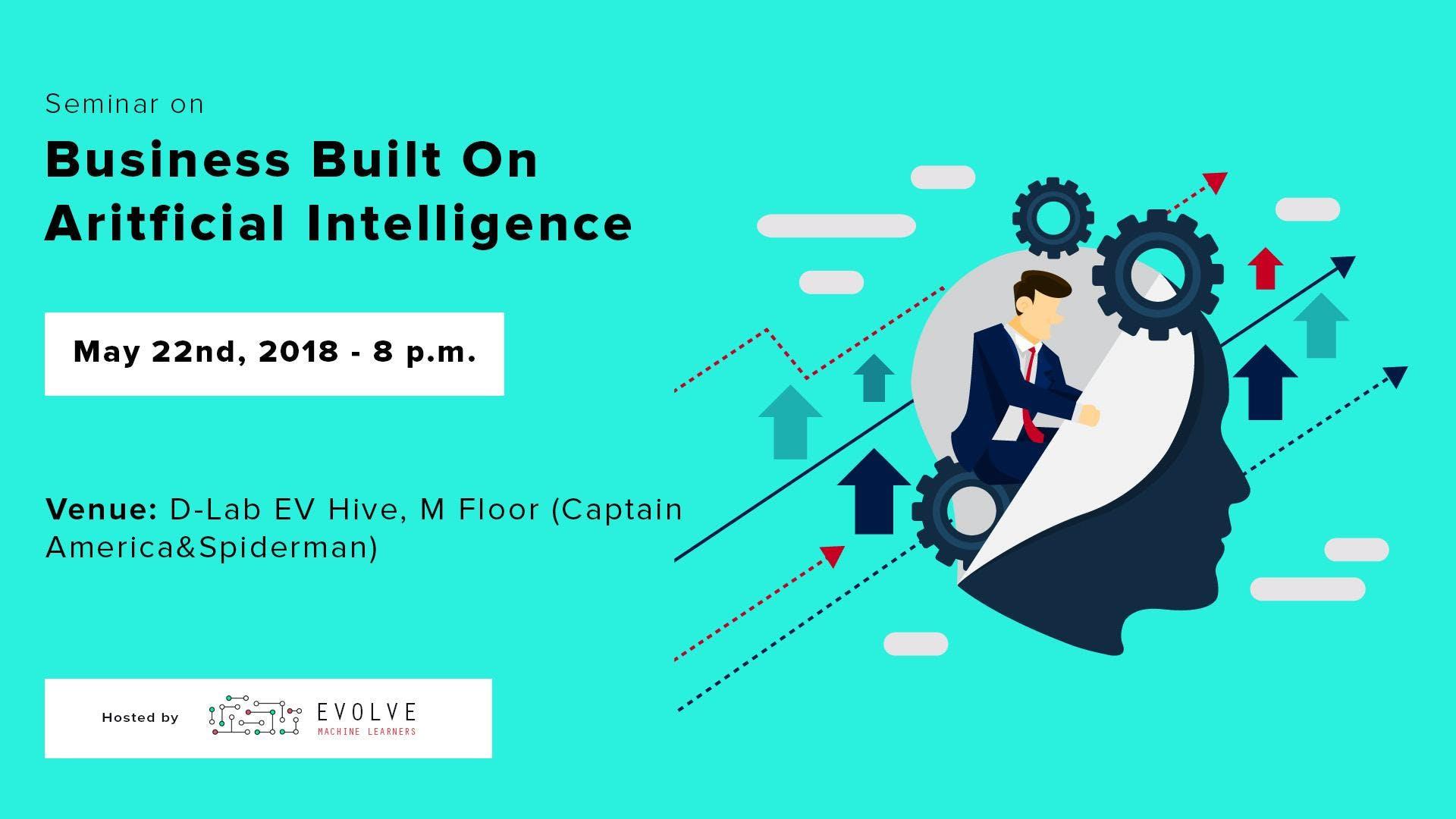 Seminar: Businesses Built on Artificial Intel