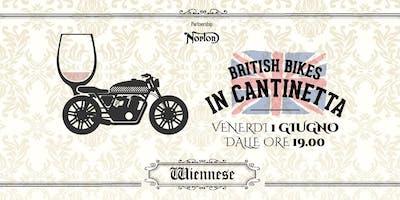 British Bikes in Cantinetta