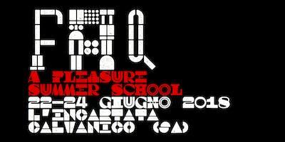 A Pleasure Summer School