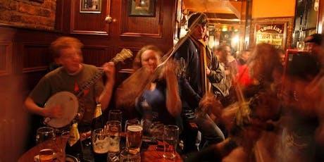 Mulligans Open Irish Sessions tickets