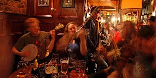 Mulligans Open Irish Sessions