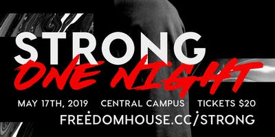 STRONG One Night 2019