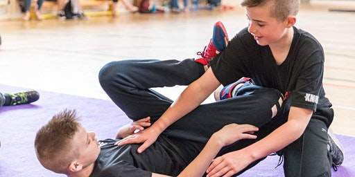 Kids & Teens Self Defence Training (Krav Maga) - Trial Classes