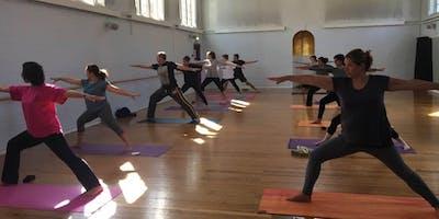 Tuesdays 6.15pm Deep, Dynamic Yoga Flow, Harrow