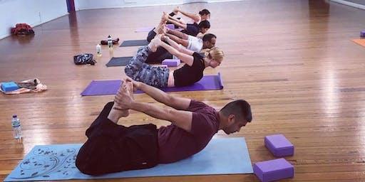 Respira Yoga Sundays 11am @ Harrow Arts Centre