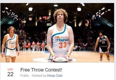 FREE Free Throw Contest
