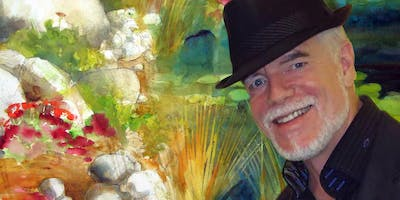 Composing Your Artistic Voice with instructor Chuck McPherson