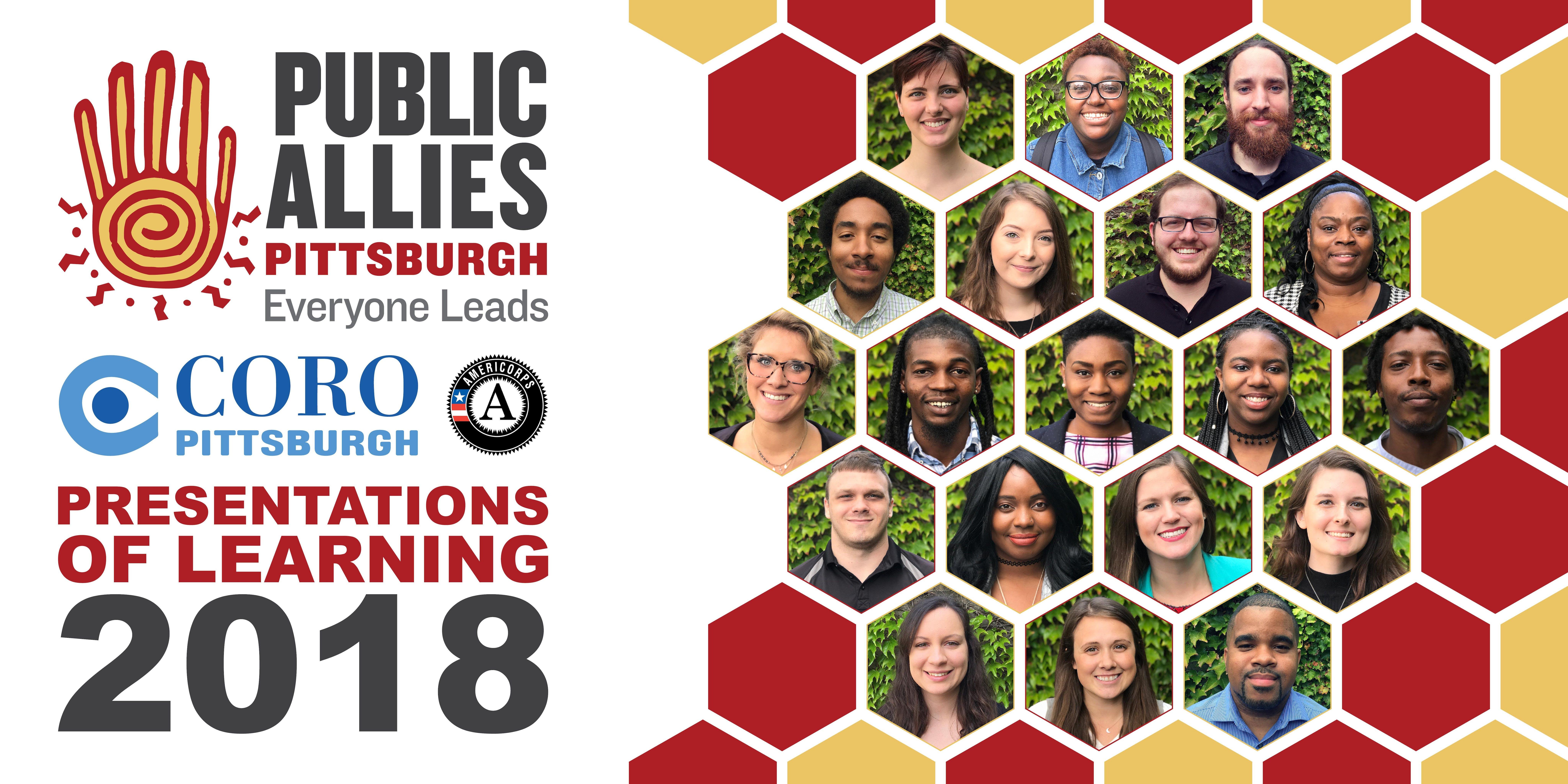 Public Allies Pittsburgh Presentations of Lea