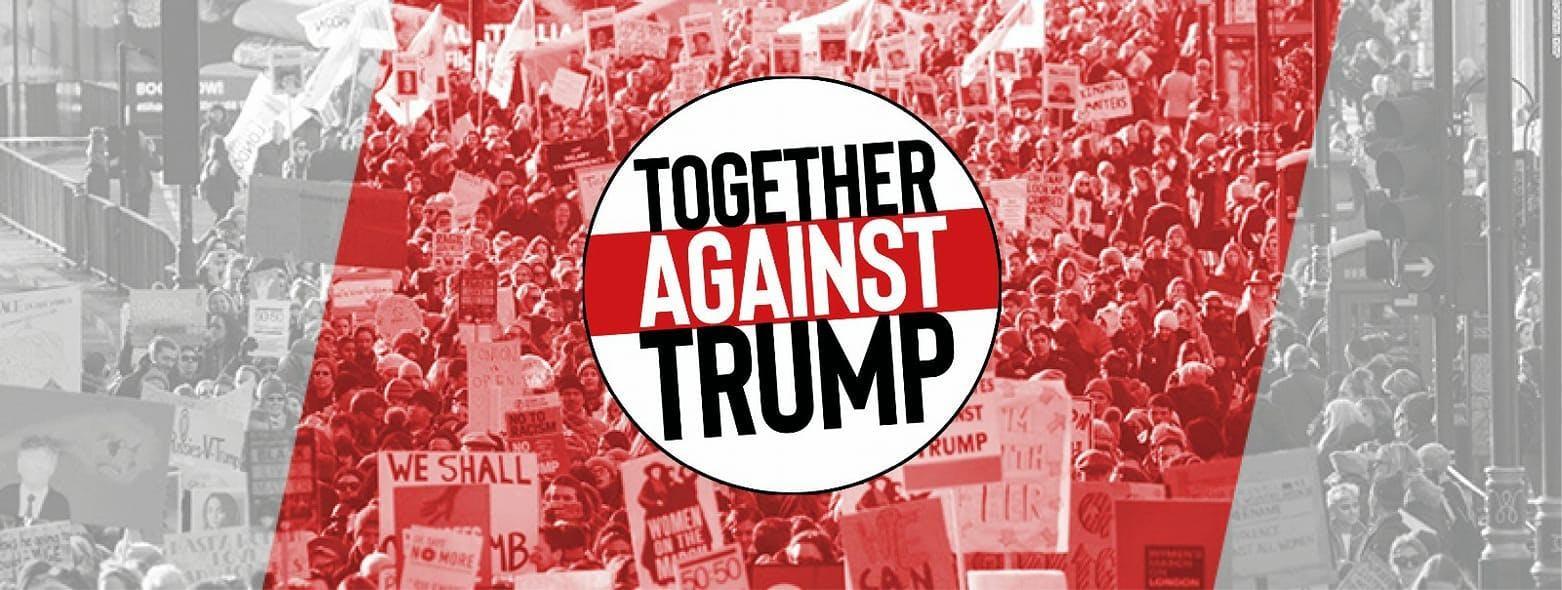 Cambridge says No to Trump in London