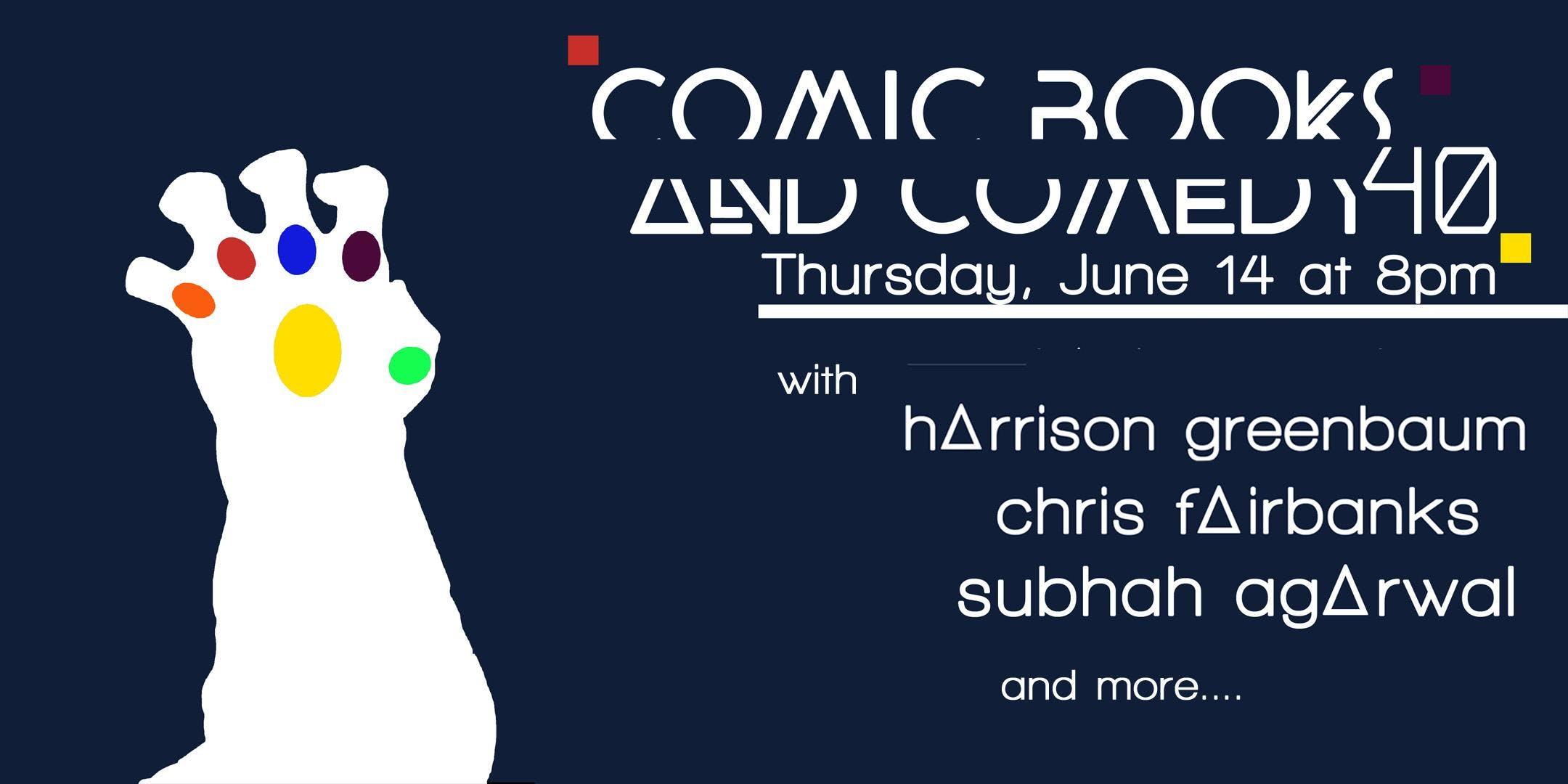 Comic Books and Comedy 40