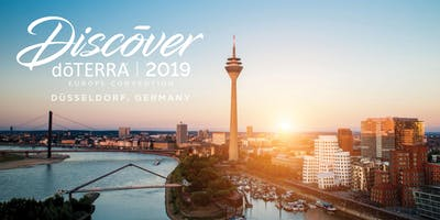 dōTERRA Discover 2019 Europe Convention